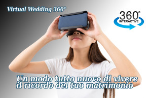 Un matrimonio virtuale, video matrimonio a roma
