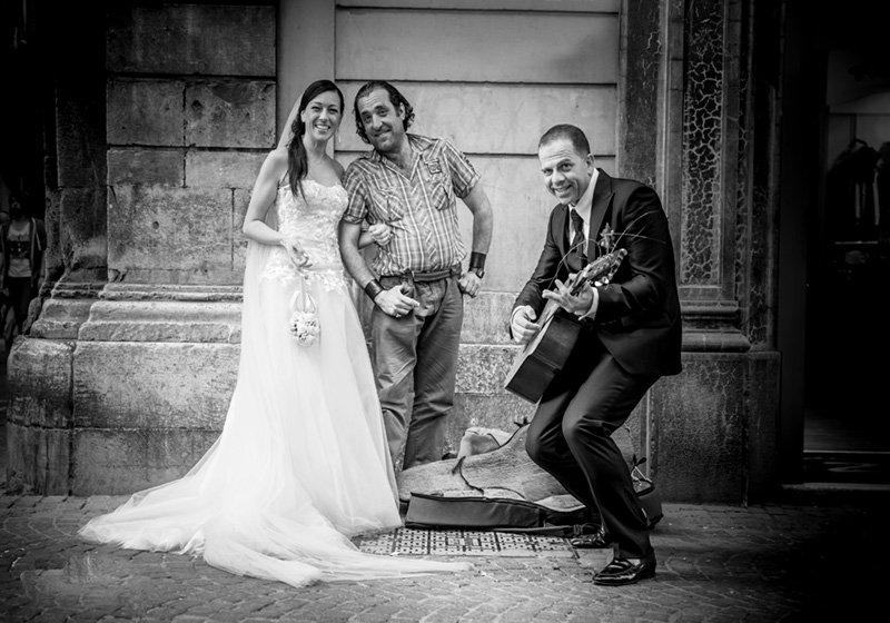 Roma Fotografo Matrimonio