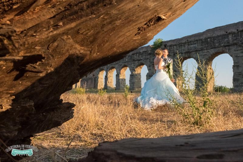 Fotografo Romano acquedotto
