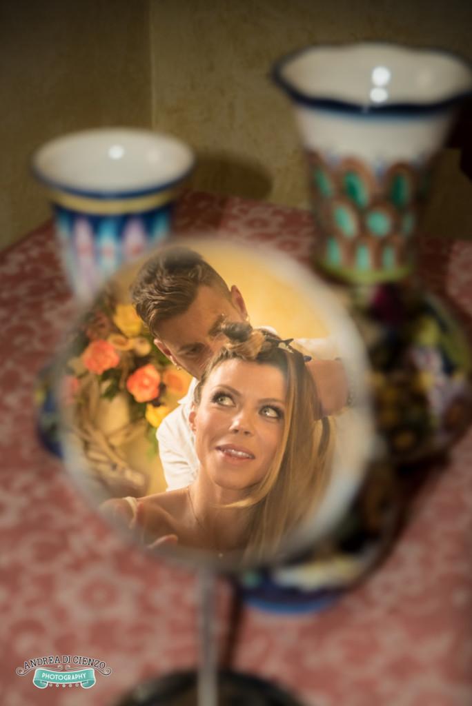 Il Principesco matrimonio di Pamela e Daniele