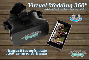 Un matrimonio virtuale, video matrimonio a roma
