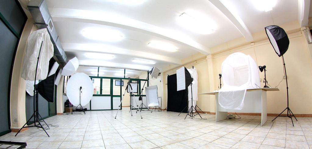 Lo Studio fotografico a Roma