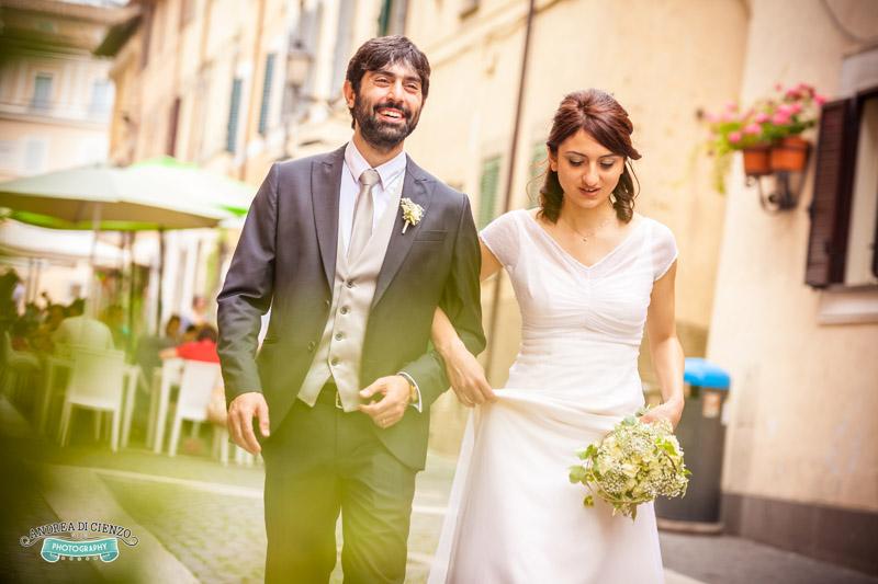 sposo e sposa ariccia