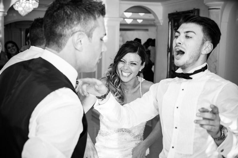 sposo fratello sposa